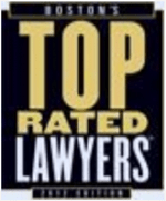 Boston's Top-Rated Lawyers logo